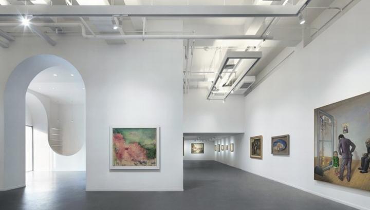 Hongkun Art Gallery : Art Arcadion by Penda, Beijing 02