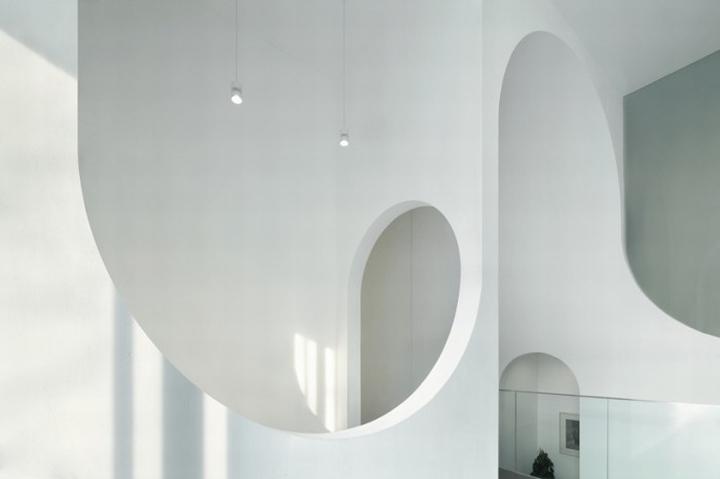 Hongkun Art Gallery : Art Arcadion by Penda, Beijing 03