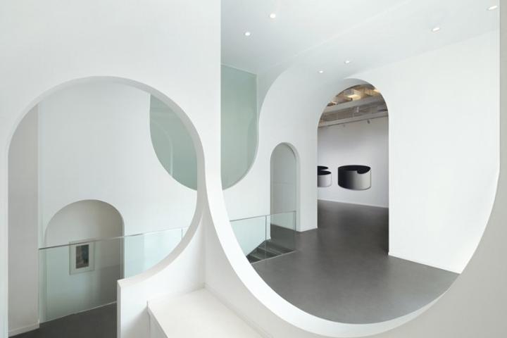 Hongkun Art Gallery : Art Arcadion by Penda, Beijing 04
