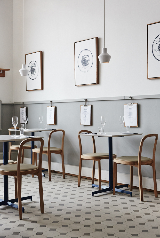 Finlandia Caviar Shop and Restaurant by Joanna Laajisto 01