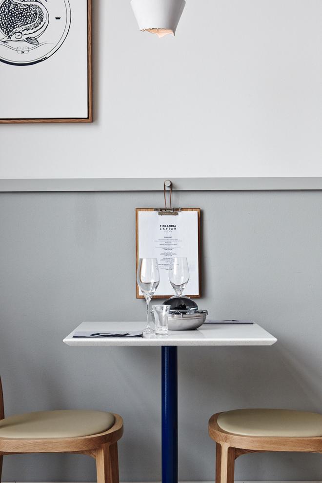 Finlandia Caviar Shop and Restaurant by Joanna Laajisto 02