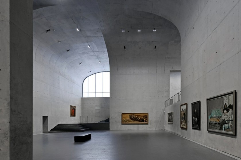 Long Museum West Bund : Atelier Deshaus 02