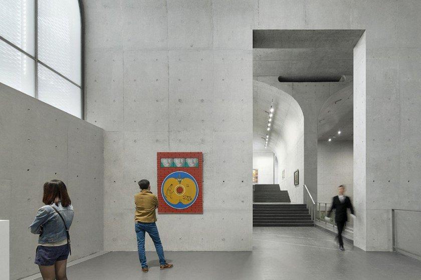 Long Museum West Bund : Atelier Deshaus